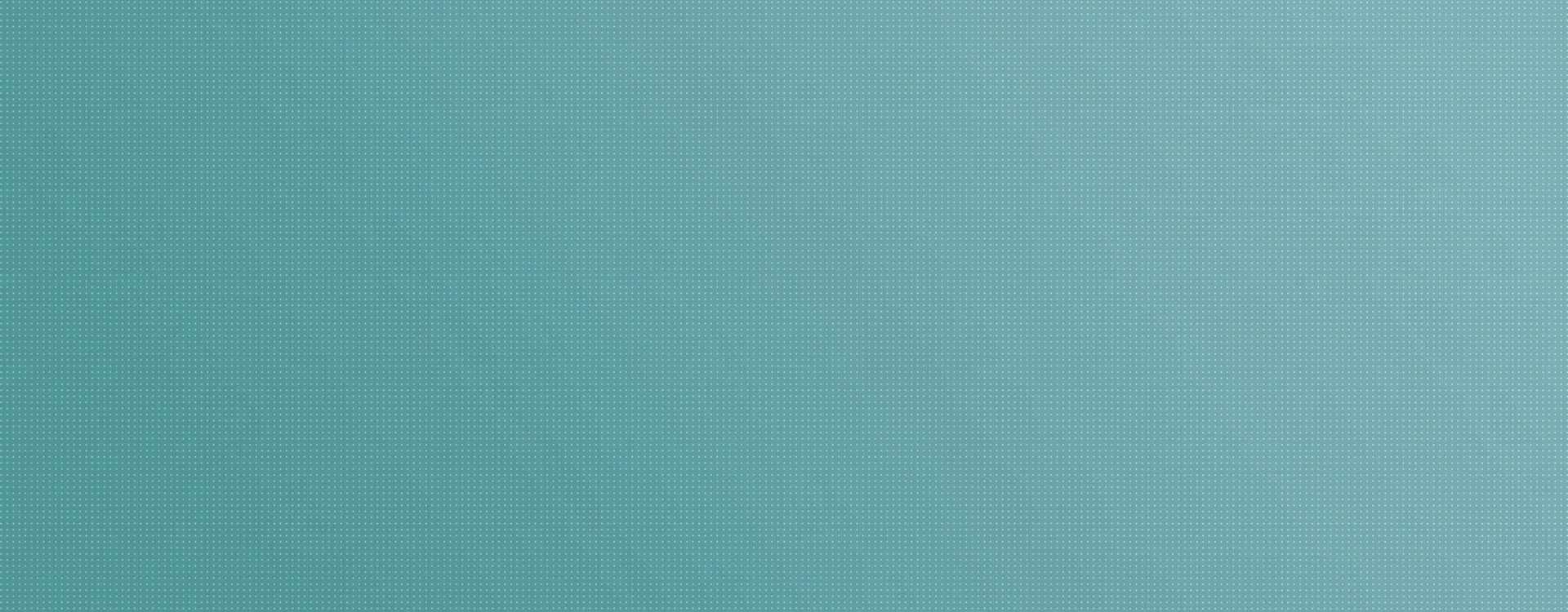 Brands banner dots teal