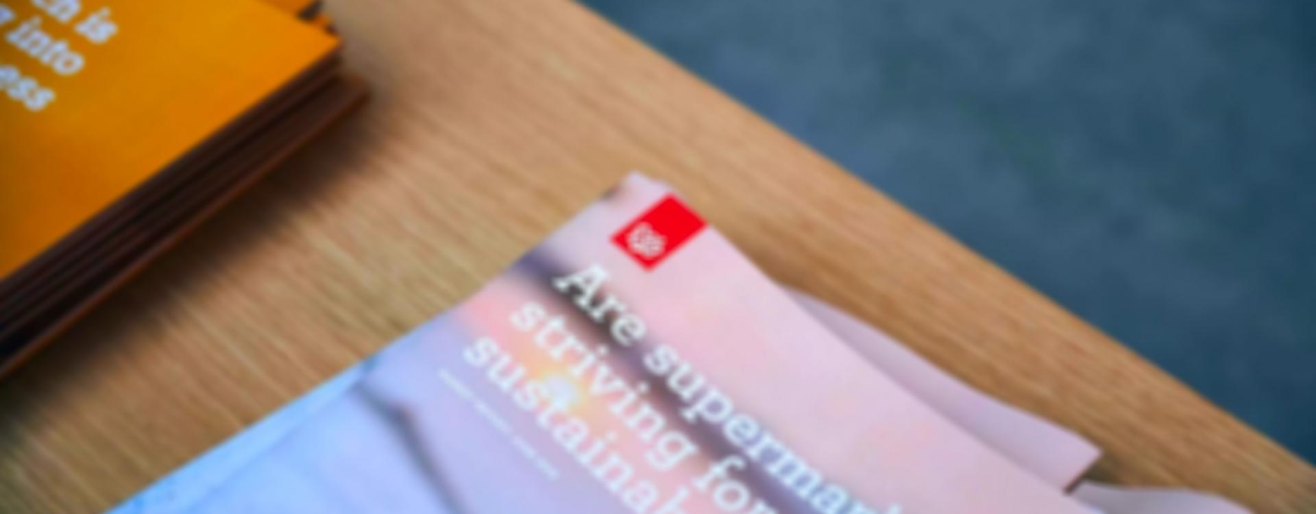 Insights banner blur