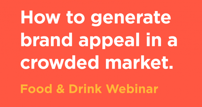Insights brand appeal in a crowded market