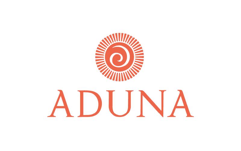Brand logo aduna