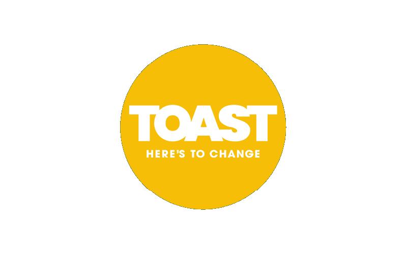 Brand logo toast ale